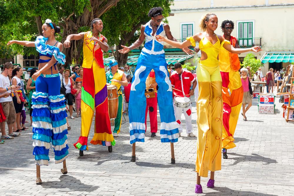 Festival del Caribe en Julio