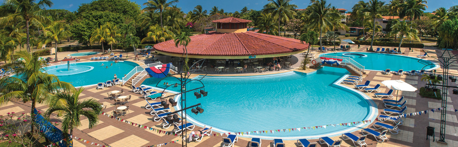 Pool Hotele Experiencie Varadero - Be Live